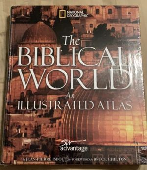 Biblical World Atlas for Sale in Brazil, IN