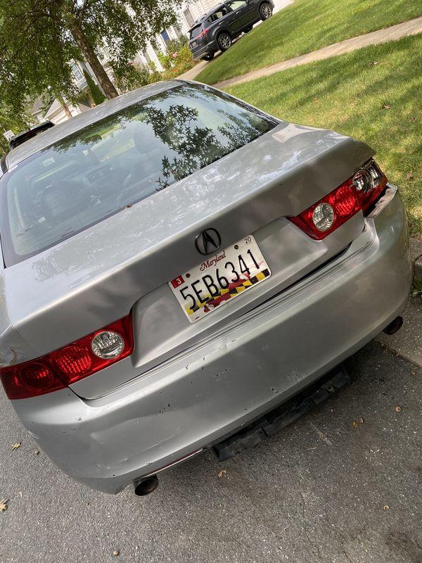 Acura TSX 2004 parts