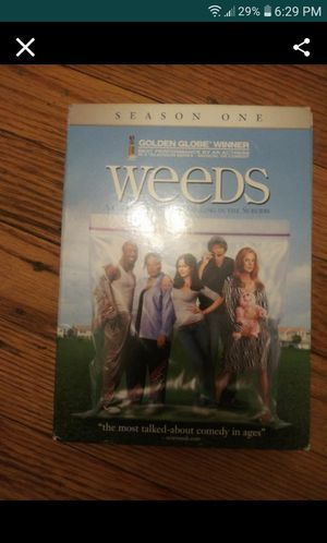 WEEDS Season One for Sale in Philadelphia, PA