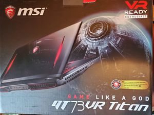 MSI GAMING LAPTOP 17 INCH for Sale in Glen Burnie, MD