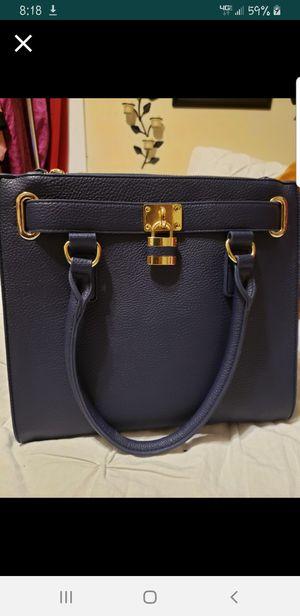 Cute navy blue handbag/purse for Sale in Shelbyville, TN