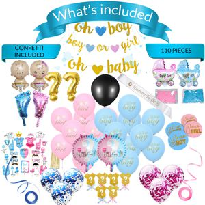 Gender Reveal Party Supplies Kit for Sale in Cerritos, CA
