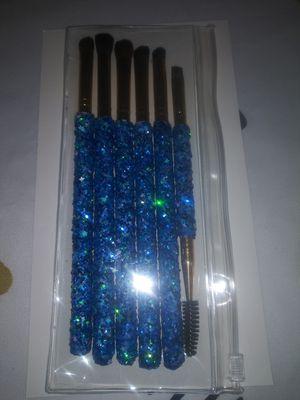 Custom Glitter Makeup Brushes for Sale in Austin, TX