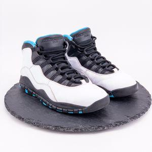 Jordan Retro 10 Powder Blue Mens Size 10.5 for Sale in Omaha, NE