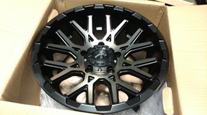 17x9.5+15 and 6x139.7 wheels used used good condition for Sale in Ontario, CA