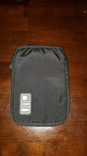 Storage bag zipper for iPhone stuff for Sale in Tacoma, WA