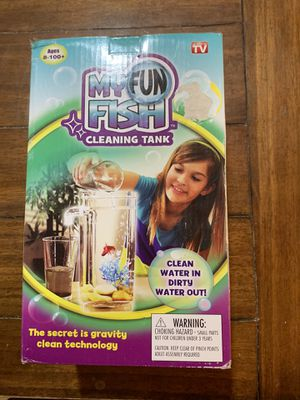 Self cleaning fish tank kit for Sale in Glendale, AZ