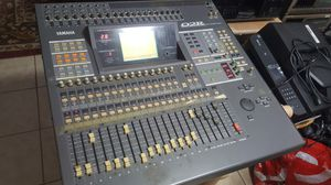 Yamaha 02R mixer with 4 digital cards for Sale in Greene, NY
