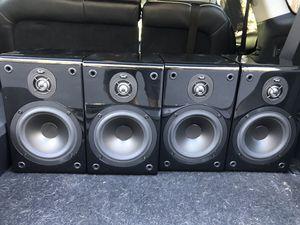 NHT SB1 bookshelf speakers for Sale in Oceanside, CA