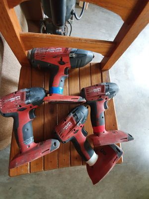 Used Hilti power tools for Sale in Seattle, WA
