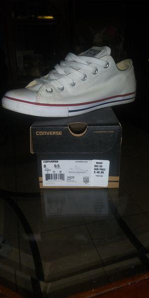 Men's converse size 8 for Sale in Dallas, TX