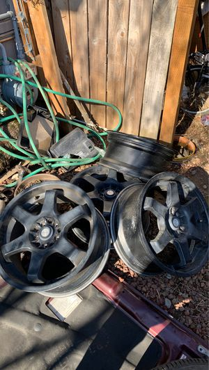 """Focal 17"""" rims for Sale in Gresham, OR"""