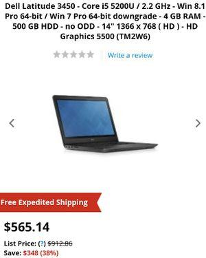 Dell Business Latitude 3450 for Sale in Colma, CA