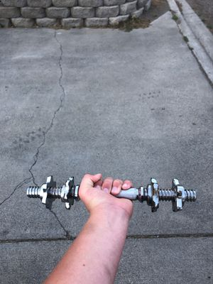 Weider dumbed curl bar for Sale in Prosser, WA