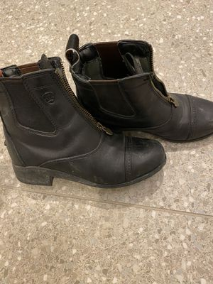 ARIAT horse riding boots , US 1 size for Sale in Bellevue, WA