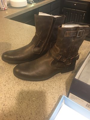 Rugged Brown Boots for Sale in Arlington, TX