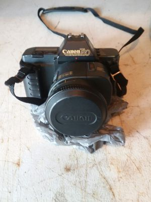 CANNON T80 DIGITAL CAMERA WITH HIGH END AFTERMARKET LEN. for Sale in Surfside Beach, SC