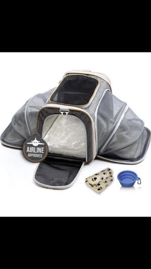 Pet Carrier for Sale in Pompano Beach, FL