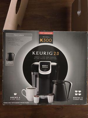 Keurig 2.0 K300 for Sale in Anaheim, CA