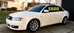 🔥🔑🔑$8OO🔑🔑 For Sale URGENT 🔑🔑2005 Audi A4 1.8 T Quattro CLEAN TITLE🔑🔑🔥 for Sale in Washington, DC