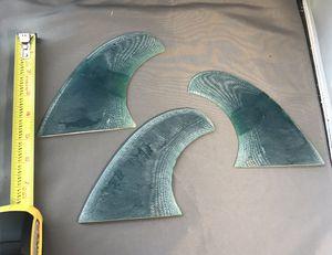 vintage surfboard fins set of 3. for Sale in Lauderhill, FL