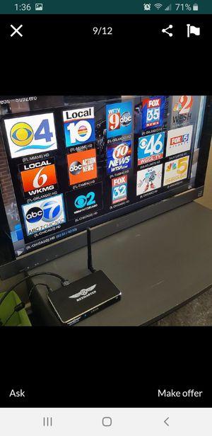 Netmaster media streaming center for Sale in Irving, TX