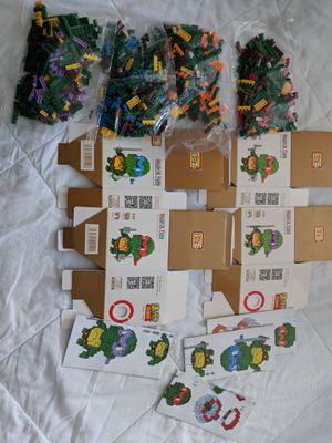 LOZ Diamond block figure toys Ninja. for Sale in Inman, SC