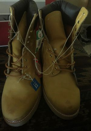 Texas steer work boots new with tags 13 for Sale in Sun City, AZ