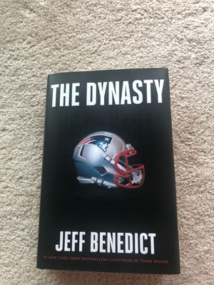 THE DYNASTY- Jeff Benedict ( New England Patriots based) for Sale in Stoneham, MA
