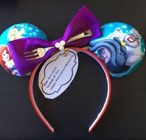 Little mermaid headband for Sale in Richmond, CA