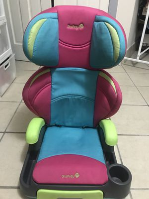 Girl Car seat with draw for Sale in Queens, NY