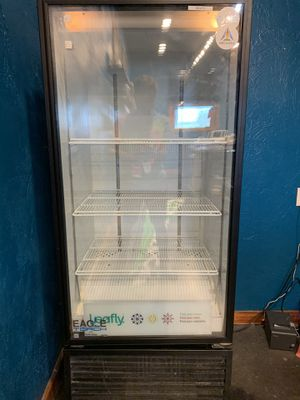 """Display Refrigerator - 5'6"""" tall by 2'4"""" wide for Sale in Moore, OK"""
