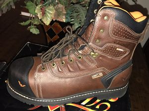 Metatarsal steel toe boots brand new for Sale in Dallas, TX