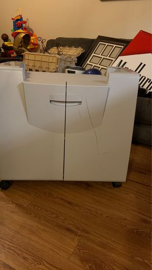 Epson stylus pro 4880 Printer cabinet Stand for Sale in San Antonio, TX