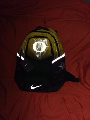 Oregon Ducks exclusive player issued backpack for Sale in Phoenix, AZ