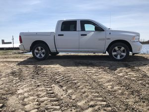 2013 Dodge Ram 1500 Crew Cab with RAM boxes for Sale in Pleasant Hill, IL