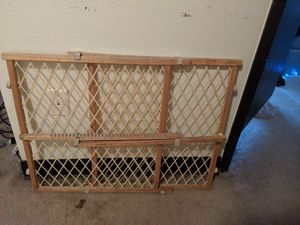 Baby gate for Sale in Colorado Springs, CO