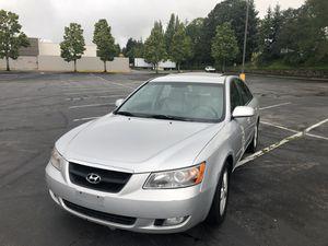 2006 Hyundai Sonata GLS for Sale in Lakewood, WA