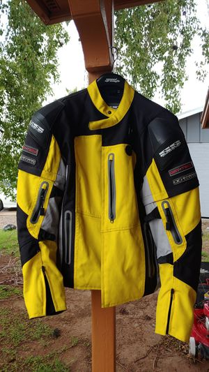 Speed and Strength Storm Proof Motorcycle Jacket - XL/L for Sale in Phoenix, AZ
