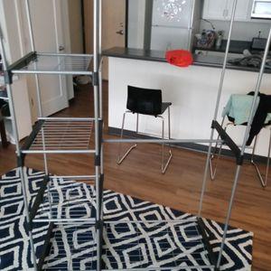Standing Portable Closet / Organizer for Sale in Minneapolis, MN