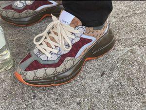 Gucci GG Rhyton sneaker for Sale in Philadelphia, PA