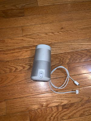 bose speaker sound link Revolve bluetooth good condition for Sale in Queens, NY