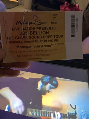 Jon Bellion tickets for Sale in New Britain, CT