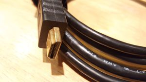 6 feet long HDMI cable cord for HD T.V DVD, Video Game connection, home entertainment system. In Excellent and clean condition for Sale in Long Beach, CA
