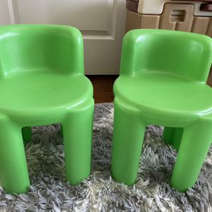 Pair Of Little Tikes Chairs for Sale in Greer, SC