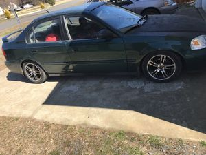 Honda civic 1999 for Sale in Manassas, VA