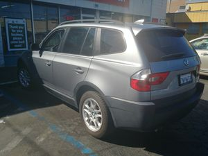 2005 bmw x3 2.5i clean title runs great for Sale in Sacramento, CA
