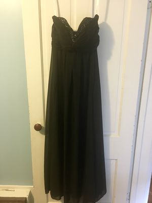 Dress, black bridesmaids (11) for Sale in Erie, PA