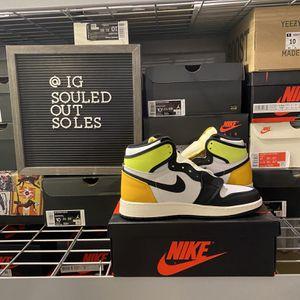 """Air Jordan 1 Retro High OG GS """"Volt Gold"""" for Sale in Philadelphia, PA"""