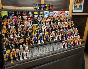 Lucha libre collectibles for Sale in Riverside, CA